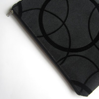 Black MacBook 13 sleeve, MacBook Air 13 Case, MacBook Pro 13 case, MacBook Air 13 Cover, MacBook Pro 13