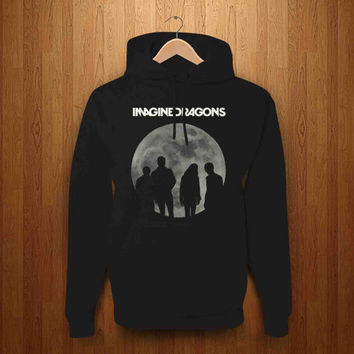 Indie Rock Imagine Dragons Radioactive hoodie pickcustom