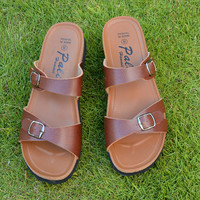 maui brown pali hawaii sandals