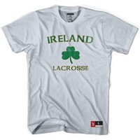 Ireland Lacrosse White T-shirt