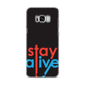 Twenty One Pilots Stay Alive Samsung Galaxy S8 | Galaxy S8 Plus Case