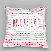Bianca Green For DENY Dreamer Pillow- Pink One