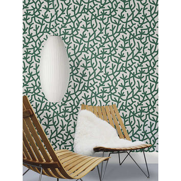 Mini Moderns A Forest Wallpaper at John Lewis