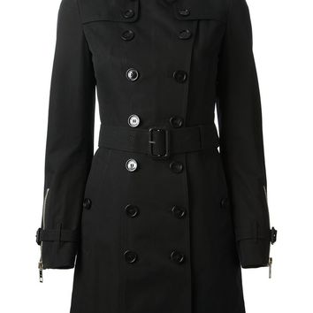 Burberry London double breasted trench coat
