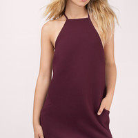 Corlette Pocket Shift Dress
