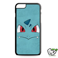 Bulbasaur Pokemon iPhone 6 Plus Case | iPhone 6S Plus Case
