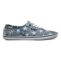 Vans Denim Stars Cedar (washed)