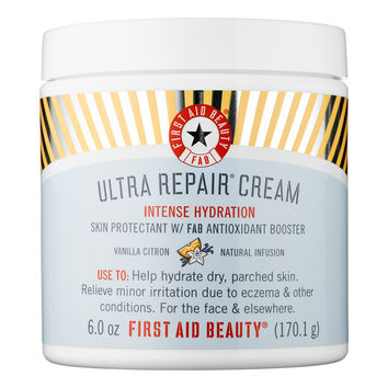 Sephora: First Aid Beauty : Ultra Repair® Cream Intense Hydration Vanilla Citron : body-lotion-body-oil