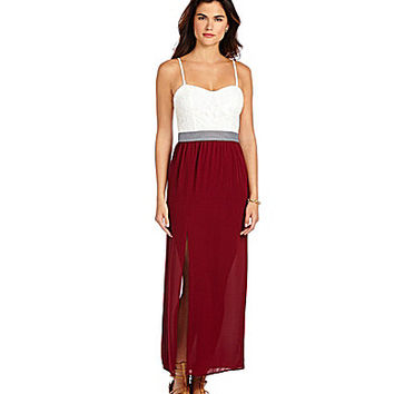 Gianni Bini Fan Fav Elise Maxi Dress