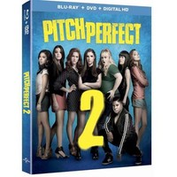 Pitch Perfect 2 (Blu-ray + DVD + Digital HD) - Walmart.com