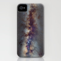 The Milky Way: from Scorpio and Antares to Perseus iPhone Case by Guido Montañés | Society6