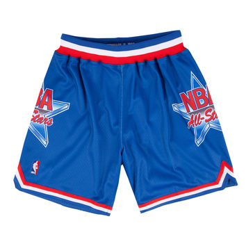 1993 NBA All Star Game NBA Authentic Shorts