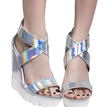 HOLO STRAP WEDGE
