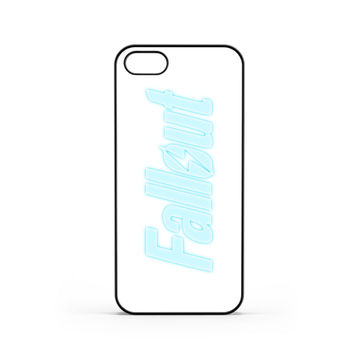 Fallout White Logo iPhone 5 / 5s Case