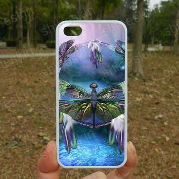 Dragonfly,Dream,iPhone 5s case,iPhone 4/4s Case,iphone 5 case,iphone 5c case,samsung S3/S4,Personalized iPhone Case