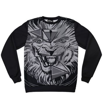 Beloved Premium Lion Sweatshirt