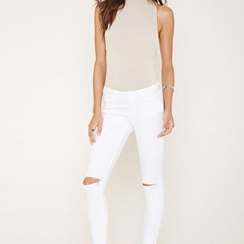 Striped Wide-Neck Top | Forever 21 - 2000183183
