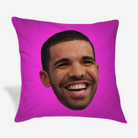 Drake Celebrity Pillow Case