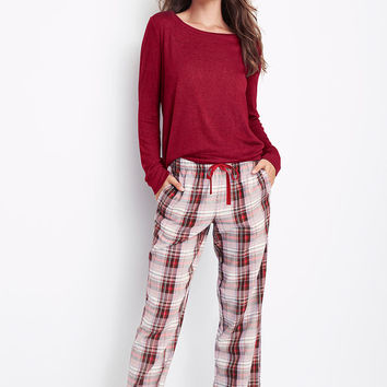 The Lounge PJ Set - Victoria's Secret