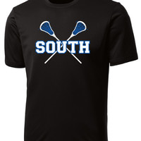 Williamsville South HS Womens Modified Lacrosse Sport-Tek® Short Sleeve PosiCharge® Competitor™ Tee