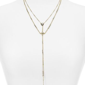"""Kendra Scott Coby Lariat Necklace, 17"""" 