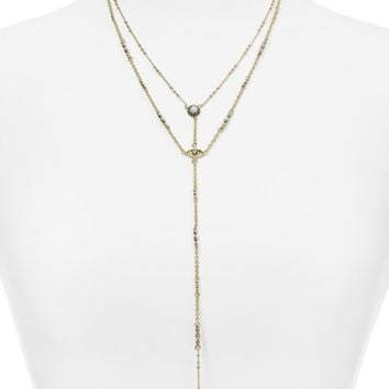 Kendra Scott Coby Lariat Necklace, 17"