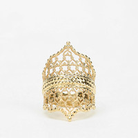 Elizabeth Knight Stacked Lace Ring - Urban Outfitters
