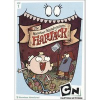 The Marvelous Misadventures of Flapjack, Vol. 1 (Widescreen)