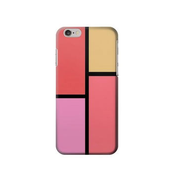 P2795 Cheek Palette Color Phone Case For IPHONE 6S