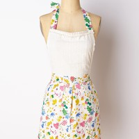 Water Lily Apron