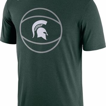 Michigan State Spartans Nike DRI-FIT Legend Basketball T-Shirt - XXL/XL/Lg - NWT