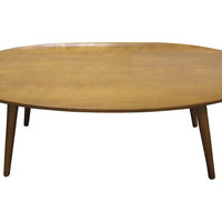1950s Russell Wright Surfboard Table