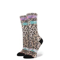 Stance Socks Meow Yeow Socks for Women W7100MEO-NAT