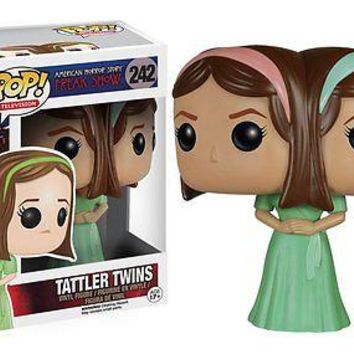 Funko Pop TV: American Horror Story Season 4 - Tattler Twins Vinyl Figure