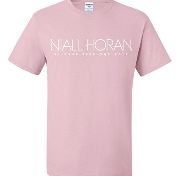 "Niall Horan ""Flicker Sessions 2017"" T-Shirt"