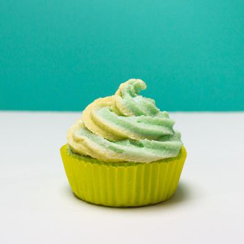 Key Lime - Cupcake Bath Bomb