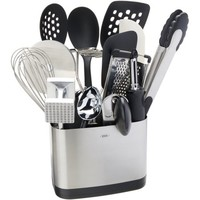 OXO Good Grips 15-Piece Everyday Kitchen Tool Set - Walmart.com