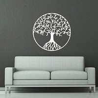 Wall Decal Tree Vinyl Sticker Decals Nursery Home Decor Bedroom Art Design Interior NS5