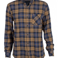 Billabong Roasted Mens Flannel Shirt