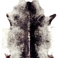 Salt and Pepper Cowhide