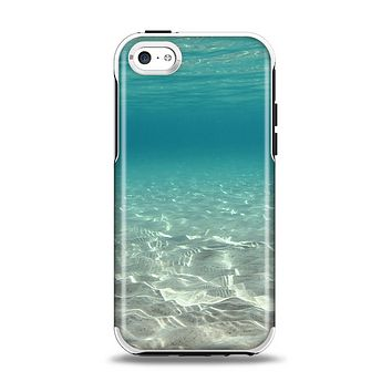 The Under The Sea Scenery Apple iPhone 5c Otterbox Symmetry Case Skin Set