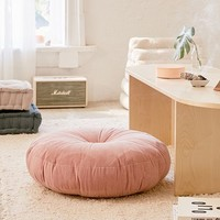 Corduroy Pillow Pouf | Urban Outfitters