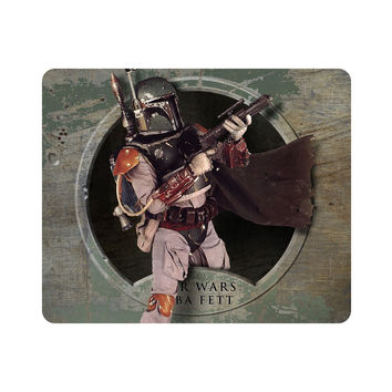 Awesome Star Wars Mouse Pad Boba Fett