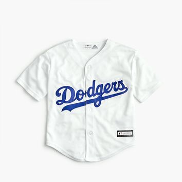 Boys' Los Angeles Dodgers Jersey - Boys' Graphic Tops | J.Crew