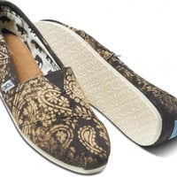 Gabriel Lacktman Men's Canvas Bleached Paisley
