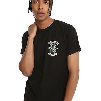 Riverdale Southside Serpents T-Shirt Hot Topic Exclusive