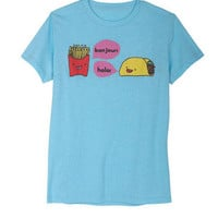 Fast Food Friends Tee