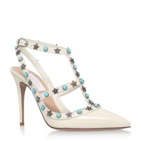 Valentino Rockstud 100 Star Pumps | Harrods
