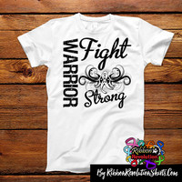 Lung Cancer Warrior Fight Strong Shirts