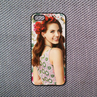 Lana del rey,iPod 5 case,iPhone 5S case,iPhone 5 case,iPhone 5C case,iPhone 4 case,iPhone 4S case,iPod 4 case,Blackberry Z10/Q10case.